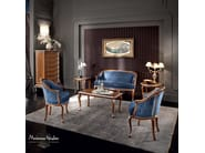 Classic luxury furnishing solution for office studio atelier - Casanova Collection - Modenese Gastone