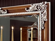 Mirror frame in walnut luxury classic interiors - Casanova Collection - Modenese Gastone