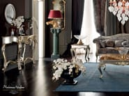 Salon with solid wood furniture and soft upholstery - Casanova Collection - Modenese Gastone