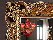 Carved mirror frame classic luxury furniture - Casanova Collection - Modenese - Gastone