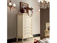 Deluxe furniture classical style chest of drawers - Casanova Collection - Modenese Gastone