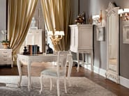 Bedroom in hardwood and handmade in Italy - Casanova Collection - Modenese Gastone