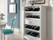 Classical hotel restaurant hardwood bottle rack - Bella Vita Collection - Modenese Gastone