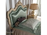 Padded headboard soft high quality fabric - Bella Vita collection - Modenese Gastone