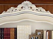 Bookcase detail luxury classic interior design - Bella Vita Collection - Modenese Gastone