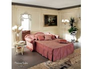 Upholstered and embroidered sofa bed - Bella Vita Collection - Modenese Gastone