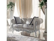 Impero style sofa luxury Italian handmade furniture - Bella Vita Collection - Modenese Gastone