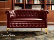 Chesterfield upholstered sofa - Bella Vita Collection - Modenese Gastone