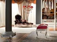 Luxury padded chaise lounge triclinium triclinio - Bella Vita Collection - Modenese Gastone