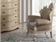 Italian furniture armchair - Bella Vita Collection - Modenese Gastone
