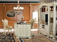 Luxury classic office ivory and solid wood - Bella Vita Collection - Modenese Gastone