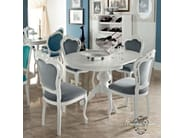 Restaurant dining furnishing solution table and chair - Bella Vita Collection - Modenese Gastone