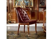 Chesterfield upholstered armchair - Bella Vita Collection - Modenese Gastone