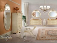 Luxury bathroom with two washbasin - Bella Vita Collection - Modenese Gastone