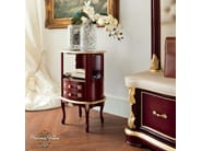 Hardwood luxury phone stand hall furnishing - Bella Vita Collection - Modenese Gastone