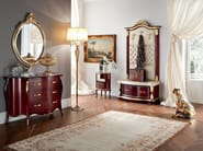 Hall furnishing chest with coat rack and sideboard - Bella Vita Collection - Modenese Gastone
