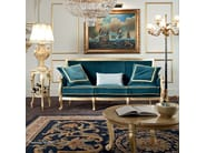 Gold leaf living room - Bella Vita Collection - Modenese Gastone