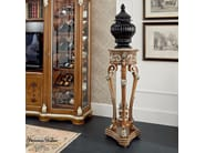 Vase holder handmade in Italy with hardwood - Bella Vita Collection - Modenese Gastone