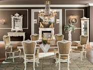 Dining room-luxury classic Italian furniture - Bella Vita Collection - Modenese Gastone