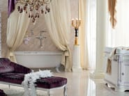 Luxury bath with chaise lounge - Bella Vita Collection - Modenese Gastone