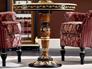 Luxury classic interiors carved coffee table leg detail - Bella Vita Collection - Modenese Gastone