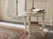 Figured mirror and solid wood coffee table - Bella Vita Collection - Modenese Gastone
