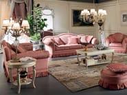 Classic interior design living room high quality fabric - Bella Vita Collection - Modenese Gastone