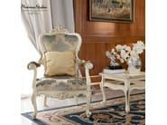 Luxury armchair and coffee table - Bella Vita Collection - Modenese Gastone