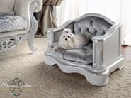 Luxury pet living padded hardwood sofa pet - Bella Vita Collection - Modenese Gastone