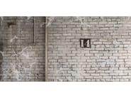 Carta da parati effetto muro lavabile in tessuto non tessuto 14 - CREATIVESPACE