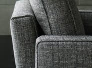 Upholstered fabric armchair with armrests 180 FEELING - Vibieffe