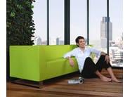 Fabric sofa SANTORIN   Sofa - SMV Sitz- und Objektmöbel