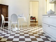 Marble grit wall/floor tiles 20X20 MONOSTRATO - Mipa