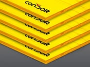In situ concrete loadbearing masonry system 3-ply panel - Condor