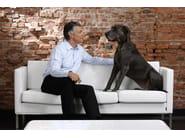 Fabric sofa MANHATTAN | Sofa - SMV Sitz- und Objektmöbel