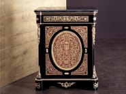Lacquered wooden highboard 318 | Highboard - Rozzoni Mobili d'Arte
