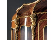 Wooden display cabinet 333B | Display cabinet - Rozzoni Mobili d'Arte