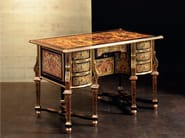 Rectangular writing desk with drawers 344 | Writing desk - Rozzoni Mobili d'Arte
