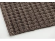 Solid-color rectangular wool rug 3D - GAN By Gandia Blasco