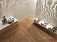 White-paste 3D Wall Cladding 3D WALL DESIGN DUNE - Atlas Concorde