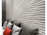 White-paste 3D Wall Cladding 3D WALL DESIGN ULTRABLADE - Atlas Concorde