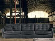 Tufted 4 seater sofa DIVA | 4 seater sofa - Max Divani