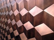 Modular indoor gypsum 3D Wall Tile 7036 - Staff Décor
