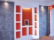 Modular indoor gypsum 3D Wall Panel 7040 - Staff Décor