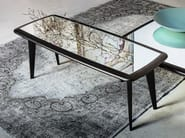 Rectangular marble coffee table 9500 - XMAX | Rectangular coffee table - Vibieffe