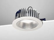 LED round recessed spotlight A10 - NOBILE ITALIA