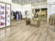 Porcelain stoneware flooring with wood effect ACANTO | Flooring - Serenissima