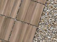 Porcelain stoneware outdoor floor tiles with wood effect ACANTO   Outdoor floor tiles - Serenissima