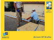 Ventilated roof system AIRVENT ST - GHIROTTO TECNO INSULATION