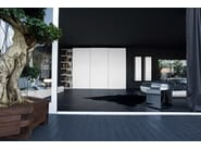 Sectional wardrobe with sliding doors ALA | Wardrobe with sliding doors - Silenia